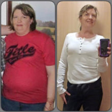 Keep it up Tammy. 36 pounds down and still going.