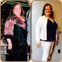 Lost 60 pounds, down 29 inches. Although Carolyn is still on her journey, she reached a milestone when she entered the 100s. Congratulations Carolyn, you are truly an inspiration.