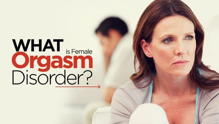 Female orgasm size
